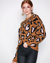 NLY Trend Leo Jacquard Knit Sweater