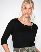 New Look 3/4 Sleeve Fine Knit Top