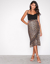 Sisters Point Leopard Givi Skirt
