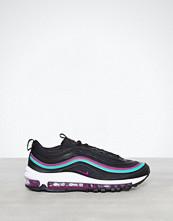 Nike Svart/Lilla Air Max 97