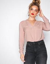Only Rose onlFIRST Ls Pocket Shirt Noos Wvn