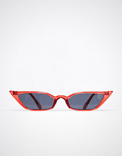River Island Red Super Slim Vison Sunglasses