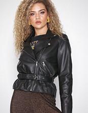 Selected Femme Slfmaria Leather Jacket B