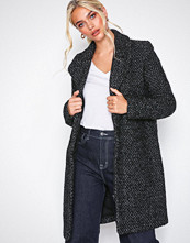 Vila Svart Vicat Wool Coat/Tb
