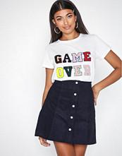 Glamorous Button Front Skirt