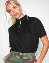 Vila Svart Vifux S/S T-Shirt