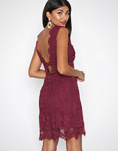 Love Triangle Raspberry Surrender Love Dress