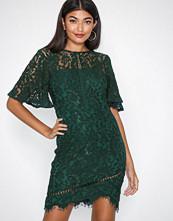 Love Triangle Green Faithfull Day Dress