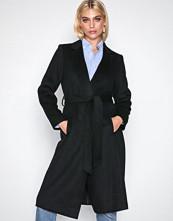 Lauren Ralph Lauren Df Wool Wrap-Coat