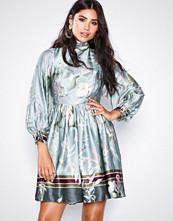 By Malina Blue Kia dress