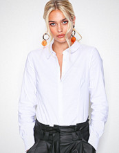 Vero Moda Hvit Vmlilian Ls Shirt Noos