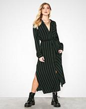 Selected Femme Slfflorenta Ls Ankle Shirt Dress B