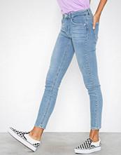 Gina Tricot Mid Blue Lisen midwaist jeans