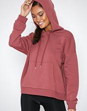 NLY Trend Rustbrun Basic Box Hoodie