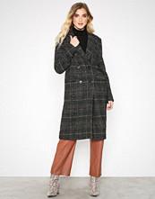 Vero Moda Brun Vmhighland Quilt Long Jacket