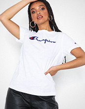 Cènnìs White Crewneck T-Shirt
