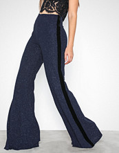 Forever Unique Navy Mila Trousers