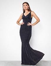 Honor Gold Gabriella Shimmer Maxi Dress