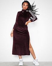Adidas Originals Maroon Trefoil Dress