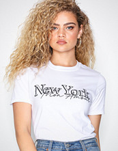 Missguided New York Slogan T-shirt