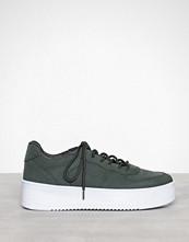 NLY Shoes Khaki Flirty Platform Sneaker