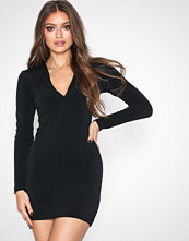 Motel Black Laoda Dress