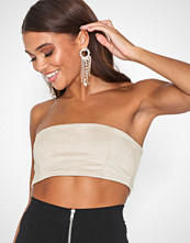 Missguided Bandeau Co Ord Bralet