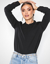 Only Svart onlNEW Mallory L/S Blouse Solid Wvn