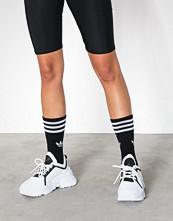NLY Shoes Hvit/Svart Contrast Chunky Sneaker
