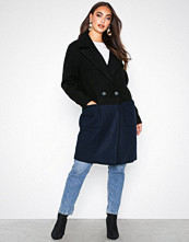 Only Svart onlCHRISTA Oversized Wool Coat Otw