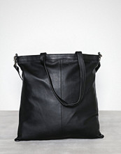 NuNoo Svart Shopper Smooth