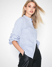 Lauren Ralph Lauren Blue Reyna-Long Sleeve-Shirt