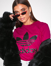 Adidas Originals Rosa Lf Trefoil Tee