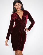 TFNC Tessa Dress Burgundy