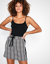 River Island Lil Side Check Skirt