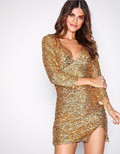 NLY One Gull Fierce Sequin Dress