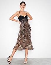 NLY Trend Snake Snake Mesh Skirt
