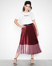 Y.a.s Yaskaren Block Plisse Skirt