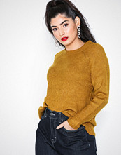 Only Gul onlORLEANS L/S O-Neck Pullover Knt