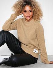 Calvin Klein Shetland Wool Crew Neck