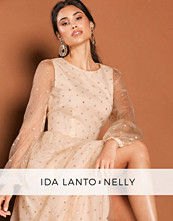NLY Eve Champagne Aurore Dress
