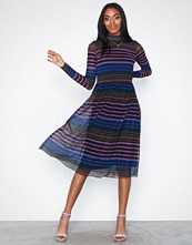 Y.a.s Yasstriva Ls Mesh Dress Ft