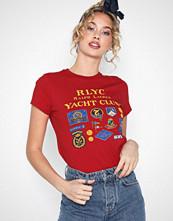 Polo Ralph Lauren Rlyc Rl Tee-Short Sleeve-Knit