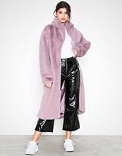 Aéryne Dewi Faux Fur Jacket