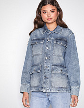 NORR Talia denim jacket