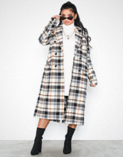 River Island Strict Check Coat