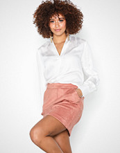 Vero Moda Vmdonnadina Faux Suede Short Skirt