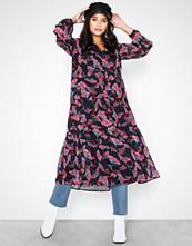 Object Collectors Item Objfarina L/S Long Dress a Q