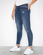 Noisy May Nmlucy Nw Skinny Ankle Des Jeans Az