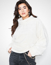 Selected Femme Slfally Ls Cropped Sweat B